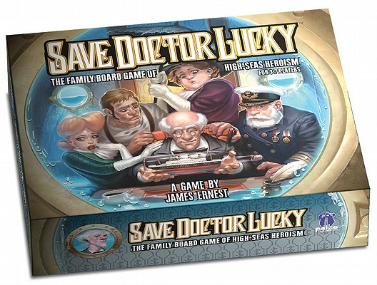 Save Doctor Lucky By Paizo (COR)